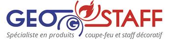 Geostaff produits coupe-feu et staff